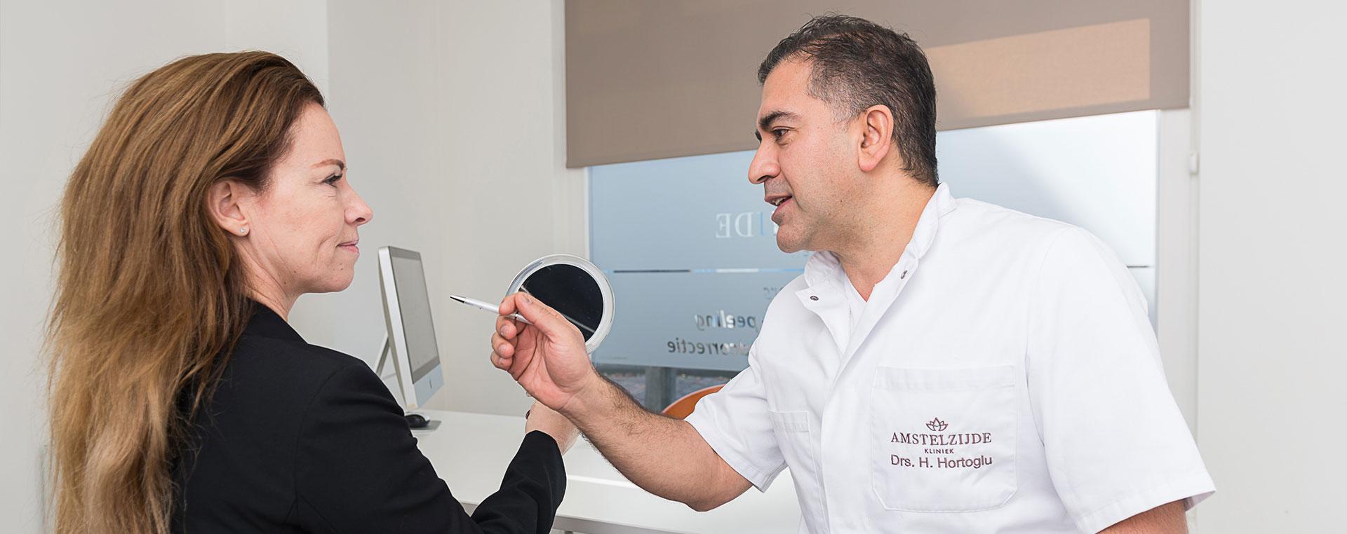 Botox consultatie